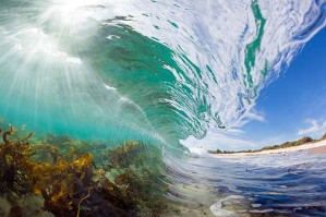 Океанские волны в объективе Ворена Килена