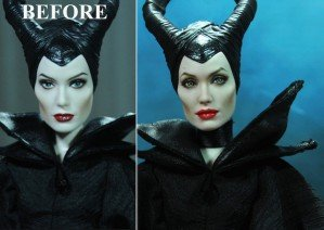 Куклы с живым лицом
