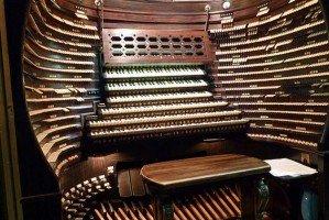 Огромные необычные музыкальные инструменты