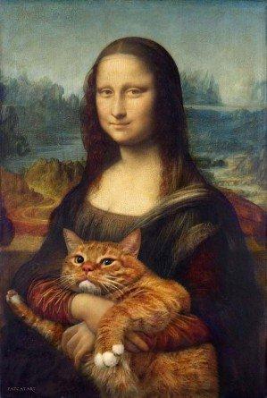 Этот кот нашел свое призвание