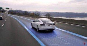 Tesla представила 3 функции самоуправления