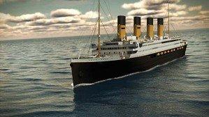 Титаник II отправится в плавание в 2018 году