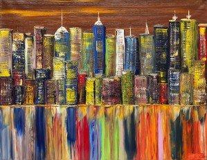 Выставка Алексея Клокова в Лос-Анджелесе