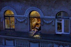 Уличные притчи Санкт-Петербурга