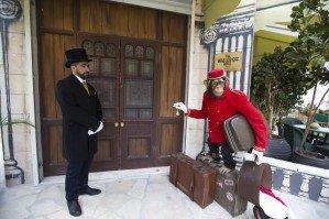 Бэнкси оформил номера The Walled Off Hotel в Вифлееме