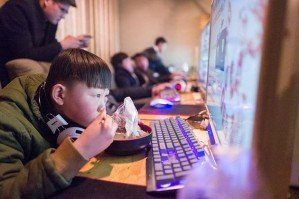 Вне времени: фотопроект о китайских геймерах