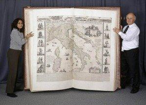 Британская библиотека оцифровала старинную книгу