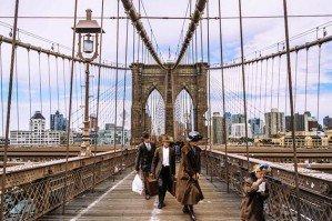 Американские мигранты в современном Нью-Йорке