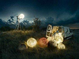 Служба доставки Полной Луны от Ерика Йохансона