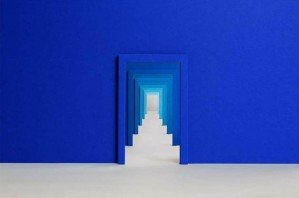 Бумажные инсталляции от Ноэли Лозанна