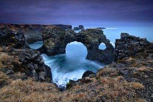 Сказочная Исландия в апреле 2017 на фотографиях Петра Меллера
