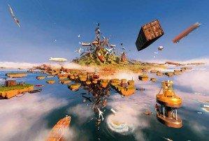 Сюрреалистические 3d-фотографии Алексея Андреева