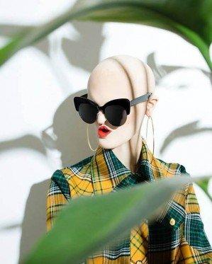 Мелания Гайдос — модель, бросившая вызов