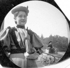 Первый папарацци из Осло снимал прохожих на улицах 19 века