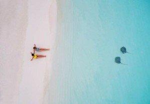 20 лучших фотографий с дронов 2017