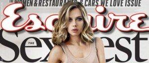 Журнал Esquire назвал самую сексуальную девушку 2013 года