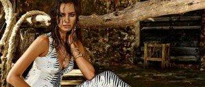 Ирина Шейк для Roberto Cavalli & C&A