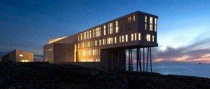 Отель на острове Фого