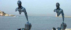 Равновесие в металле. Скульптуры Бруно Каталано