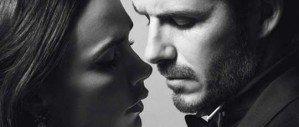 Дэвид и Виктория Бэкхем для Vogue Paris