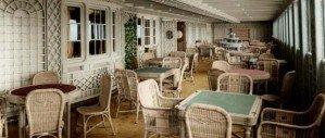 Цветные фотографии Титаника