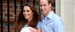 Принц Георг: из роддома домой