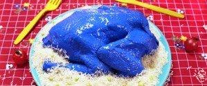 Цветная еда Лаури Брауна