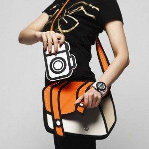 Мультяшные сумки от тайванских дизайнеров