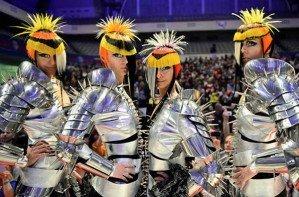 Парикмахеры — виртуозы показали себя на конкурсе в Германии