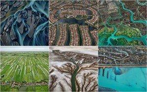 20 пейзажей, которые видят птицы