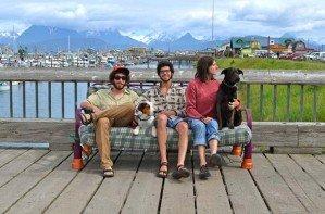 Путешествие с диваном по Америке