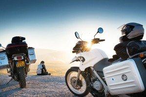 Впечатляющее мото-путешествие из Нидерландов в Монголию