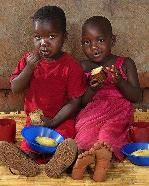 Что едят дети на завтрак в разных странах