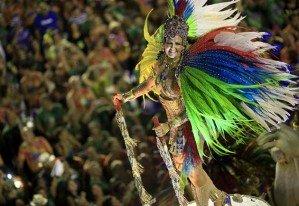 Лучшие фото карнавалов 2015 со всего мира