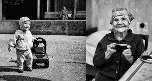 Портреты русских людей от года до ста лет в проекте датского фотографа