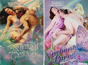 Реальные люди на обложках бульварных любовных романов