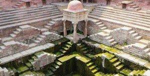 Уникальные колодцы Индии