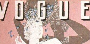 Искусство на обложках журнала Vogue 1909-1940 г.г.