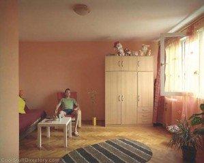 Как разные люди живут в одинаковых квартирах