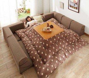 Идеальная кровать для холодных ночей