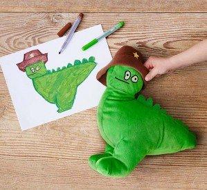 IKEA делает игрушки по детским рисункам