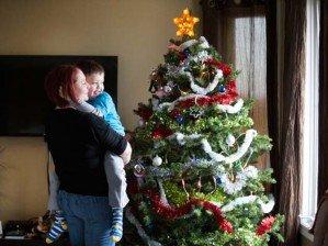Город в Канаде отпраздновал Рождество в октябре