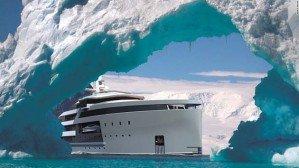 Яхта-ледокол: самая надежная суперяхта в мире