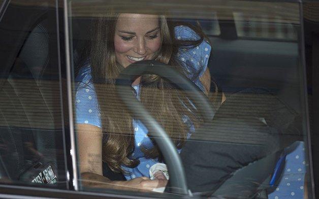 Герцогиня едет домой