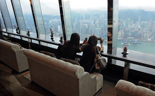 самый высокий отель