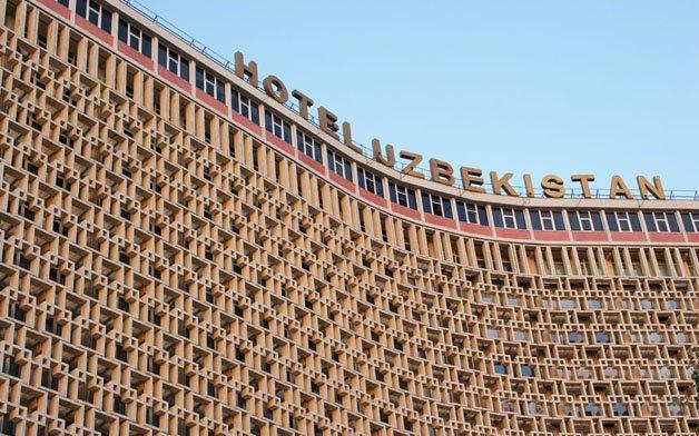 самый уродливый отель