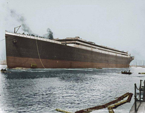 Rare+Colour+Photographs+of+Titanic+c.+1912+12