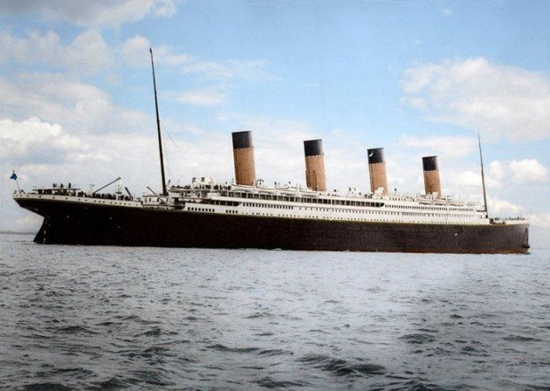 Rare+Colour+Photographs+of+Titanic+c.+1912+5
