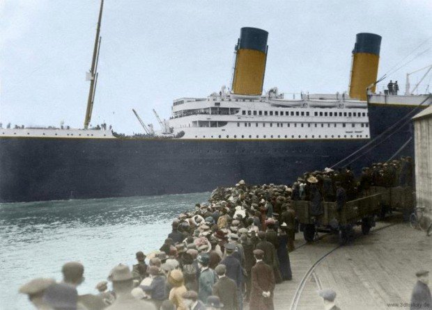 Rare+Colour+Photographs+of+Titanic+c.+1912+6