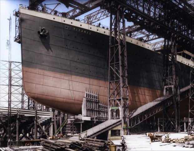 Rare+Colour+Photographs+of+Titanic+c.+1912+7